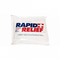 "The New Rapid Relief Reusable Cold/Hot Gel -10""X11"" Each"