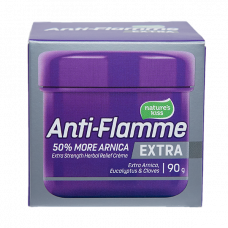 Nature's Kiss Anti-Flamme Extra – Herbal Relief Creme from New Zealand