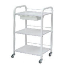 Utility Cart Metal with Wheel