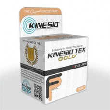 "Kinesio-Tex Gold Tape FP Single Roll - 2"" x 16.4' -Pack of 2 ROLL-Beige Color"