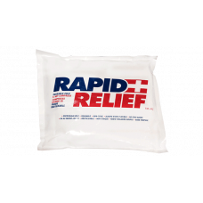 "The New Rapid Relief Reusable Cold/Hot Gel -10""X11""  PACK 4"