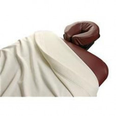 MassageTable Length Fleece Blanket-cream color - 2 pieces Per Order