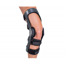 Armor Knee Brace with FourcePoint Hinge-11-1440-X