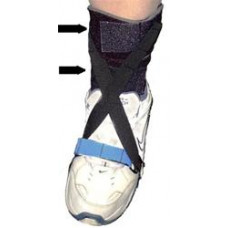 PneuGait Foot Straps Drop Foot One Size - Pairs