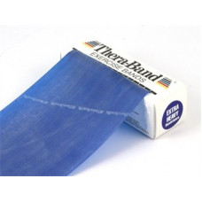 Thera-Band Exercise Band, Blue Extra Heavy 6 Yard