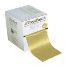 Thera-Band 50 Yards Roll Gold - Max Code 20180