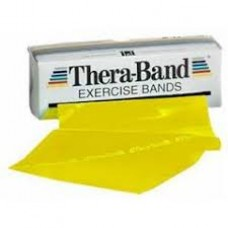 Thera-Band Exercise Bands - 6 Yards- Yellow
