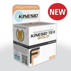 "Kinesio® Tex Gold FP - Fingerprint Technology - 2"" X 16.4', Beige-2-Roll"