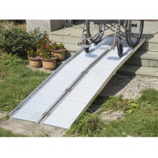 "Wheelchair Ramp 10 Foot -122"" code # 713-005"