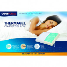 Obus Forme Thermagel Memory Foam Comfort Pillow