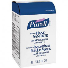 PURELL NXT Hand Sanitizer Refill, 1lt pack of 8 $ 160.00