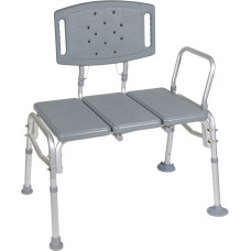 Drive Medical-Heavy Duty Bariatric Plastic Seat Transfer Bench-12025KD-1