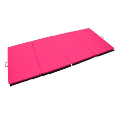 "Gym Mat-Soozier 4'x10'x2"" Gym Mat - Pink"