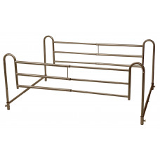 Home Bed Style Adjustable Length Bed Rails-16500BV-Pair-Free Shipping Today