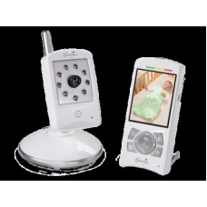 Sleek&Secure Handheld Color Video Baby Monitor  Model # 28270