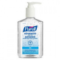 Purell Advanced Hand Rub 236 mL 3 bottle per Order