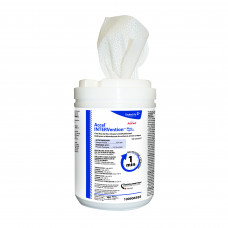 -WIPES HARDSURFACE INTERVENTION ACCEL 6x7in PK/160 4 Canister per Order-100906585
