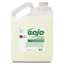 GOJO Green Certified Lotion Hand Cleaner 1 Gallon Pour Bottle - One Gallon Per Order
