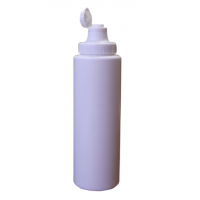Empty Ultrasound Squeeze Bottle 250ml