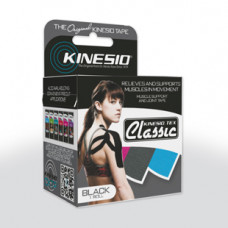 Kinesio Tex Classic - Color Black Pack of 2 Rolls