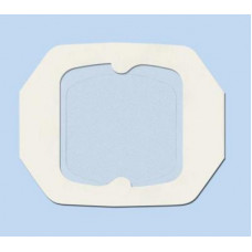 3M Tegaderm Absorbent Clear Acrylic Dressing, Small Square 90802