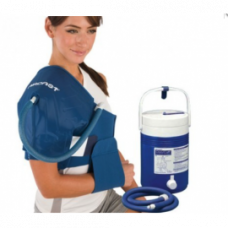 AIRCAST CRYO/CUFF IC COOLER WITH SHOULDER PAD