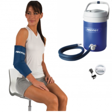 Aircast Elbow Cryo/Cuff w/Cooler-Universal Motorized
