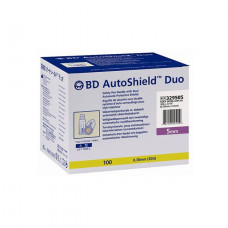 "BD 329505 AutoShield Duo 30G x 3/16"" 5mm Box/100"