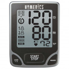 Deluxe Arm Blood Pressure Monitor with Smart Measure Technology -BPA-065