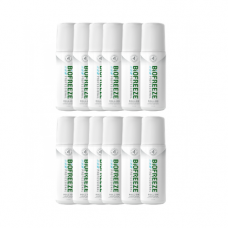 Biofreeze Professional Roll-on 3oz 10 pack  Get 2 Free
