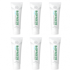 Biofreeze Professional Buy 5 Pack  Tube 4oz Get 1 Free