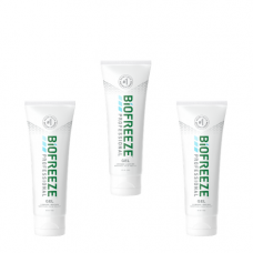 Biofreeze Professional 3 Pack-4oz-Tubes