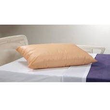 Vinyl Pillow Peach Color