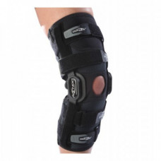 DONJOY Playmaker II Neoprene Sleeve  Hinged Knee Brace