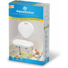 Aquasense Bath Seats with Backrest, with Ergonomic Shape-770-537
