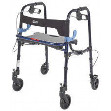 "CLEVER-LITE JUNIOR WALKER ROLLATOR, 5"" WHEELS 10230J"