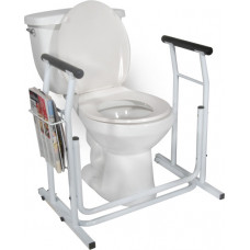 Free-standing Toilet Safety Rail RTL12079