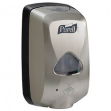 PURELL 2790-12-EEU00 Brushed Metallic TFX Touch-Free Dispenser