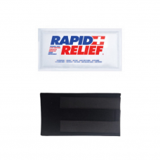 """Rapid Relief Hot/Cold Pack 6""""x10"""" Includes Free Sleeve"""