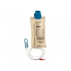 Enteralite Infinity Enteral Feed 1200ml Bag Pump Set W/pre-attached Enfit Transitional Feeding Tube Connector 30/Case