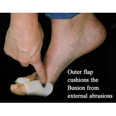 Infracare  Bunion Silicone Gel Toe Separator