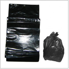GARBAGE BAGS - 35 X 50 X Strong Black Series 100/CS