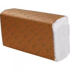 Multifold Paper Towels, White