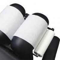 """Pick Up In Store:Chiropractic Headrest Paper Rolls – Crepe 24 -rolls 8"""" x 125 ft. CURBSIDE PICKUP ONLY"""