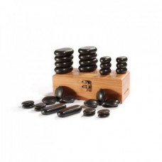 Hot Stone 30 Pcs Massage Stone Set
