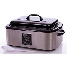 18 Quart Digital Hot Stone Warmer