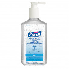 PURELL Hand Sanitizer, 12 oz Pump Bottle 3-Pack