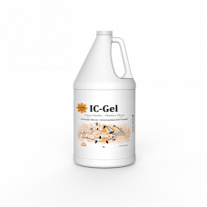 IC- GEL  ANTISEPTIC SKIN GEL, HAND SANITIZER 4L