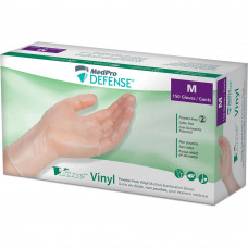 -EXAM GLOVES-VINYL GLOVES POWDER-FREE VINYL MEDICAL EXAMINATION GLOVES (1,500/CASE)