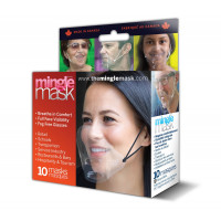 THE MINGLE MASK BOX OF 10